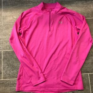 Under Armour all season zip up